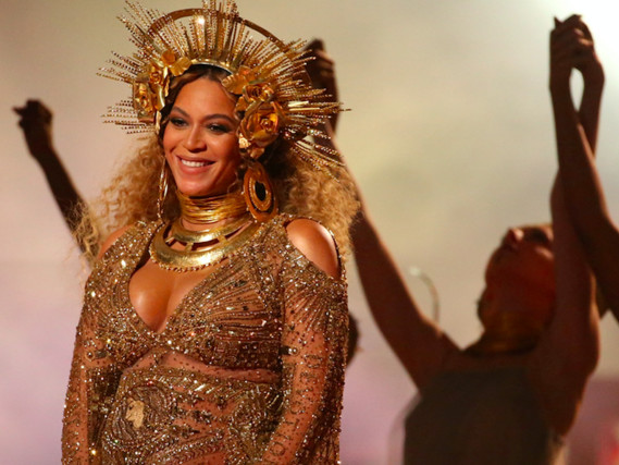 The Internet Totally Thinks Beyonce Already Had Her Twins