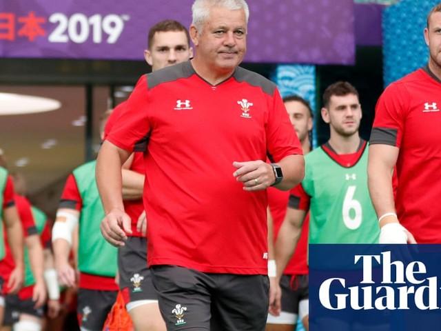 Warren Gatland urges Wales to shut down Fiji threat at Rugby World Cup