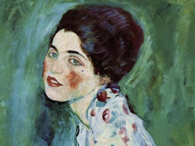 Italian officials confirm authenticity of Gustav Klimt painting found in wall