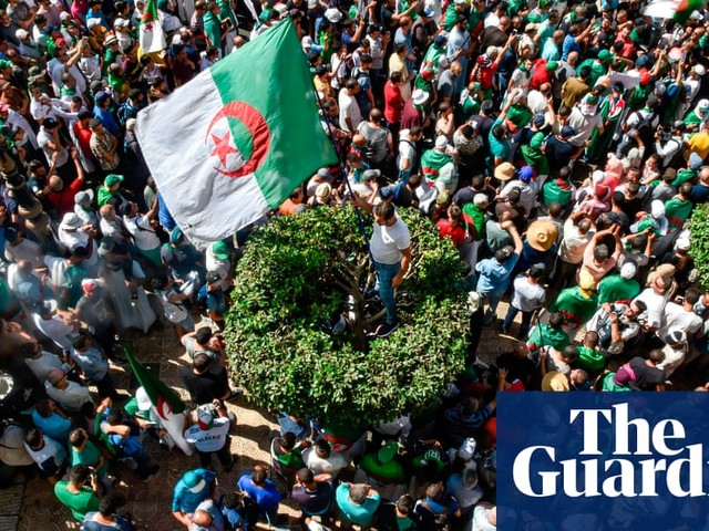 Stalemate in Algeria six months after start of protests that ousted leader