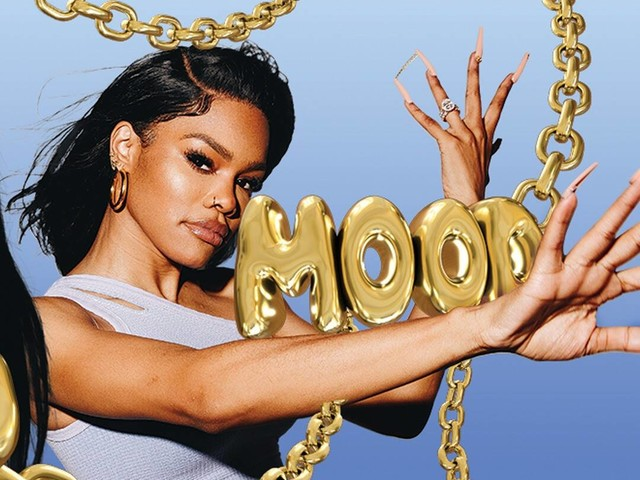 Teyana Taylor Is a Big Mood in Studs' Bold New Campaign