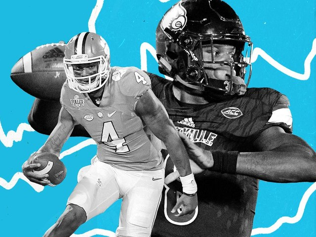 The Deshaun Watson vs. Lamar Jackson rivalry is BACK