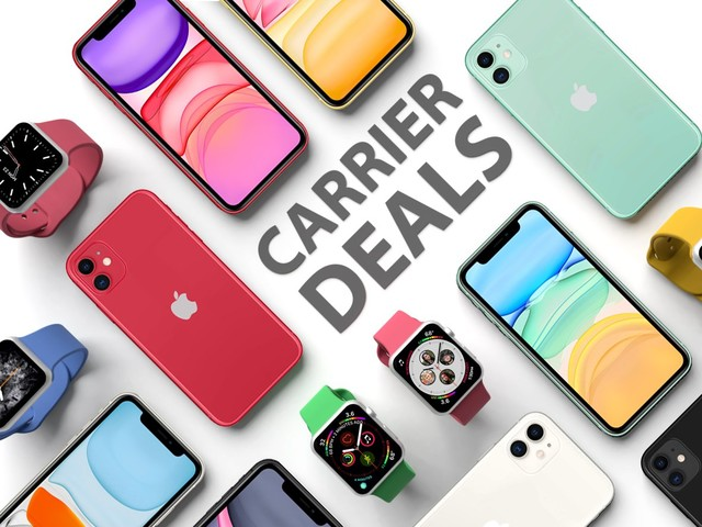Deals: Cellular Carriers Kick Off New 2020 Offers on iPhone and Apple Watch