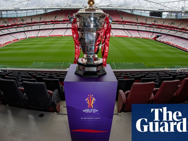 Rugby League World Cup '50-50' to take place with decision expected in days