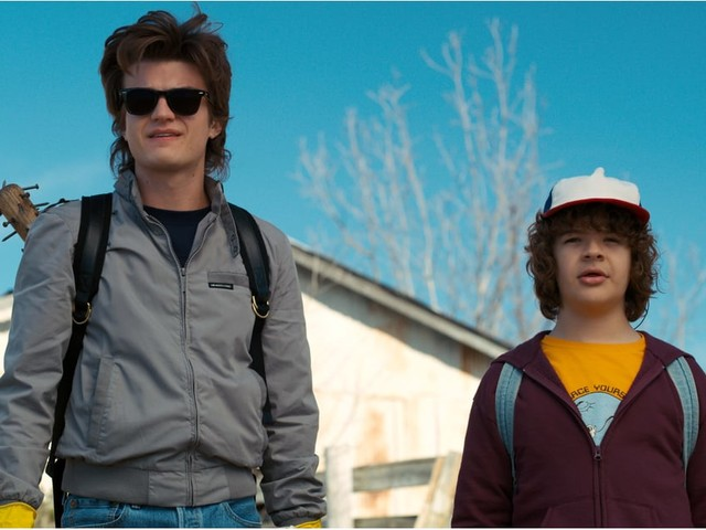 Stranger Things: Steve and Dustin's Adorable Friendship Might Make You Cry in Season 3