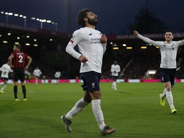 Liverpool Extend Lead At Top Of Premier League, Tottenham Crush Burnley