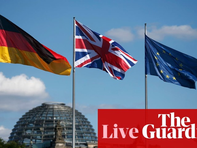 Brexit: Boris Johnson prepares to visit Berlin as minister struggles to defend his 'collaboration' jibe - live news
