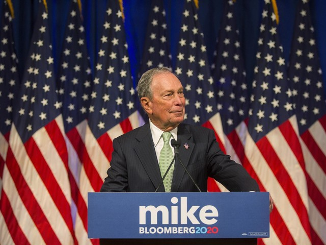 Michael Bloomberg Is Using An Unorthodox Campaign Strategy For His 2020 Bid
