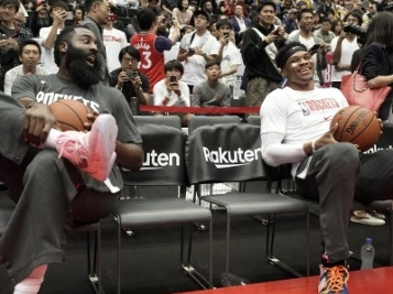 OUTKAST APPROVED: James Harden & Russell Westbrook Tell GQ Nipsey Hussle's Sports Plans & How They Squashed Their 'Fashion Beef'