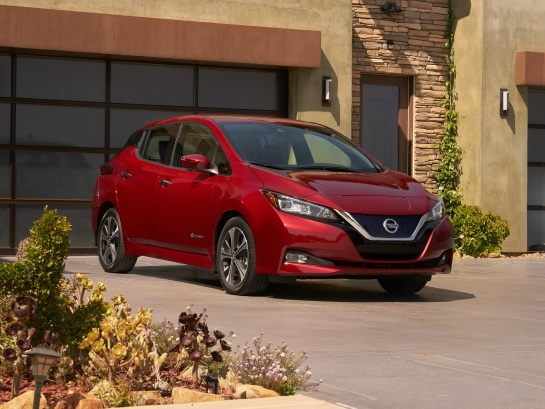 60 kWh Nissan Leaf E-Plus to be Priced at Around $36k