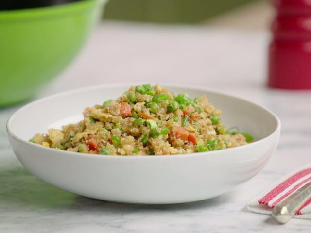 Best Bites: Weeknight meals cauliflower vegetable fried rice