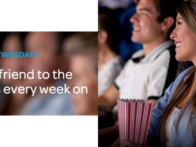 AT&T Customers Free BOGO Movie Ticket Offer – Ticket Twosdays