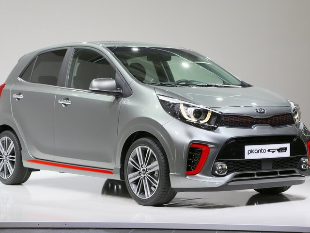Kia Considers Turning The Picanto City Car Into An Affordable EV