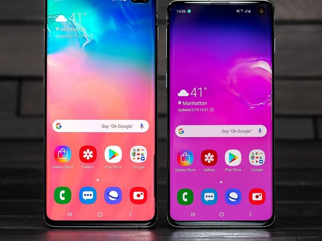 Samsung officially announces the Galaxy S10 and S10 Plus, starting at $899