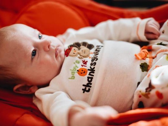 20 Baby Names That Mean 'Thankful' for the Little One Parents Are So Grateful For