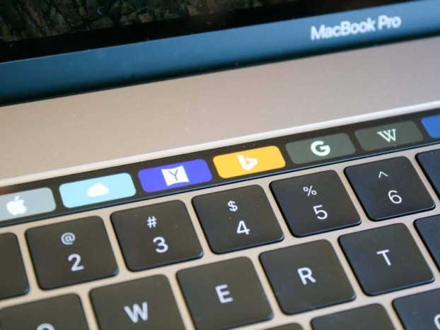 6 months using Office and a MacBook Pro with Touch Bar