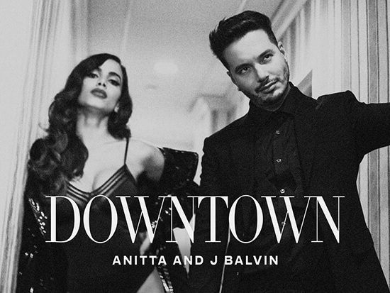 "Banger! Anitta & J Balvin Unite For Catchy Collaboration ""Downtown"""