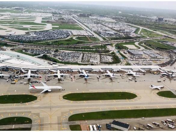Chicago Coronavirus: O'Hare Airport, Illinois Update