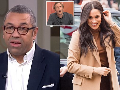 Politicians Tory James Cleverley and Labour Nadia Whitmore on Meghan 'racism' on Andrew Marr Show