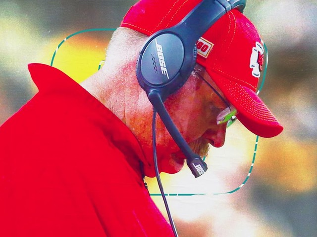Before Andy Reid was a coach, he wanted to be a sportswriter. His columns were ... unorthodox