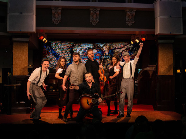 The Great Irish Hooley Returns to Raglan Road at Disney Springs for the 7th Year