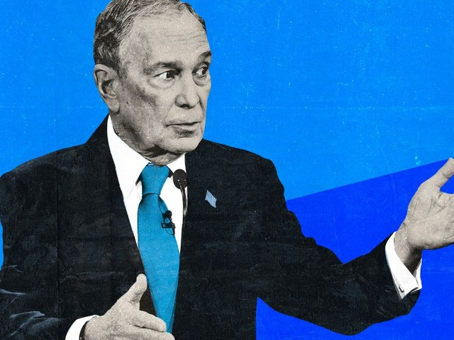 Mike Bloomberg's Unceremonious Democratic Debate Debut