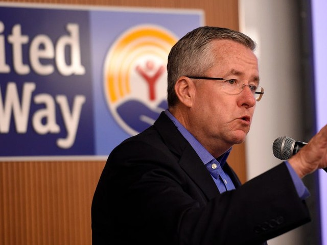 Leadership at United Way Worldwide consistently ignored allegations of inappropriate behavior, former employees said
