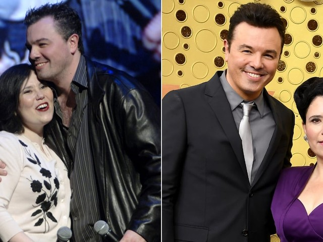 Seth MacFarlane and Alex Borstein Aren't Just Family Guy Costars, They're Basically Family