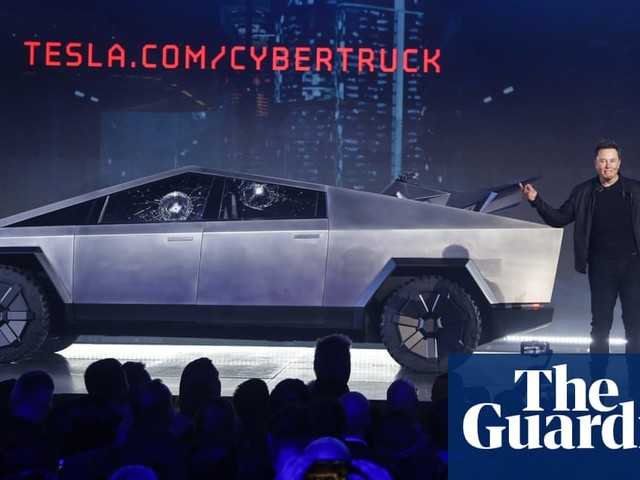 Elon Musk: 150,000 orders for Tesla cybertruck despite disastrous launch