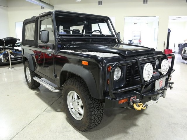 1994 Land-Rover Defender--90 2dr Convertible
