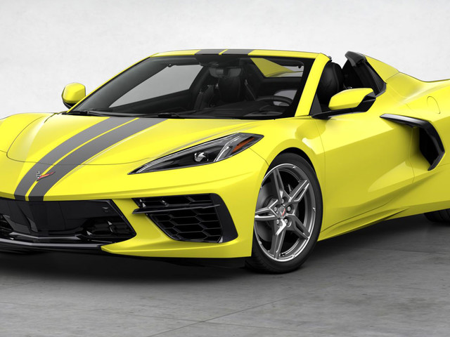 Chevrolet Opens 2020 Corvette Convertible Order Books, Better Hurry As Coupe Sold Out For First Year