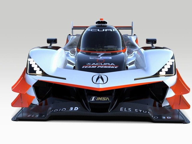 2019 Acura ARX-05 Prototype Racers Get Heritage Liveries