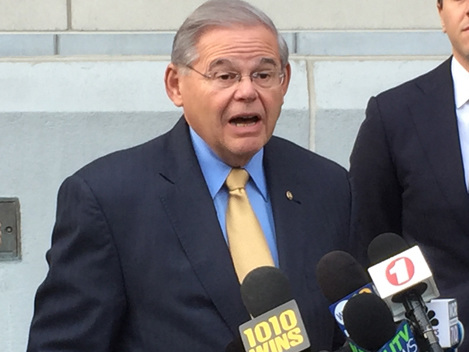 Judge To Rule On Tossing Charges Against Sen. Bob Menendez