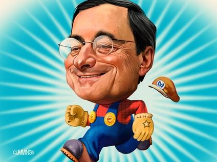 Why The World Will Remember Departing ECB President As The Not-So-'Super' Mario Draghi