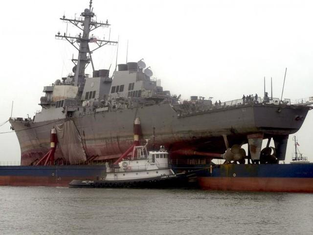 U.S. Central Command confirms death of USS Cole bombing suspect