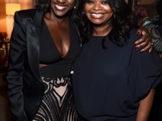 'The Help' Stars Viola Davis & Octavia Spencer Protest As Problematic Film Surges In Views