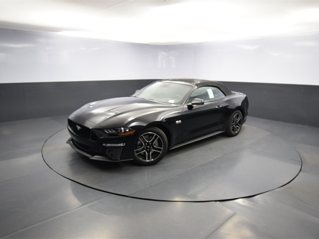 2021 Ford Mustang--GT