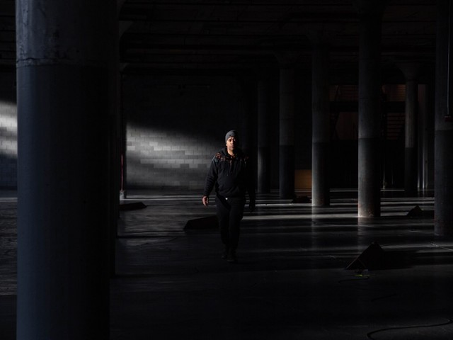Jace Clayton review of Carl Craig's art captures the connection between isolation and techno