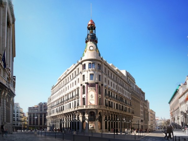 News: Four Seasons Hotel Madrid preparing for May opening