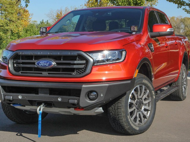 Ford And ARB Team Up To Develop Off-Road Accessories For North American Ranger
