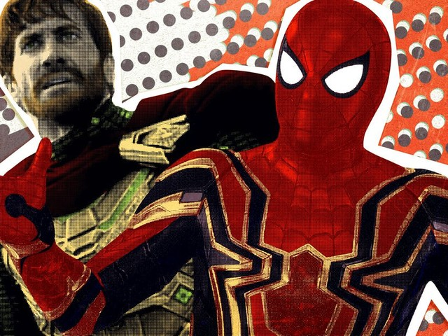 In 'Spider-Man: Far From Home,' Peter Parker Has to Do Marvel's Dirty Work