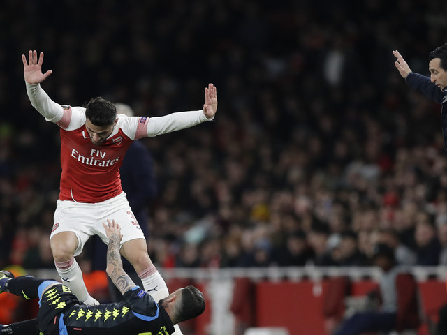 Arsenal, Chelsea, Valencia and Benfica win in Europa League