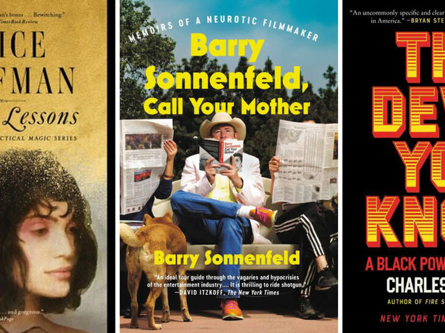 New in Paperback: 'The Devil You Know' and 'The Lying Life of Adults'
