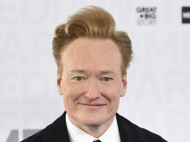 Conan O'Brien ends TBS late-night show with snark, gratitude