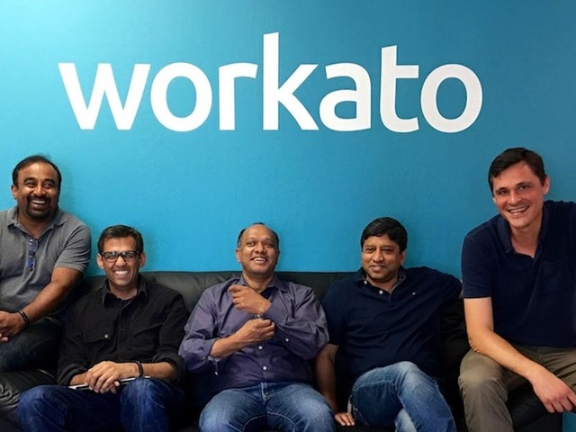 The CEO of Workato explains how watching his kids learn to code inspired his team to go from working out of his house to winning a new $70 million investment