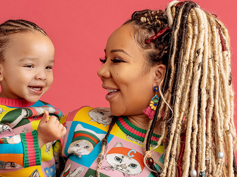 'Your Twin': Tiny Harris Fans Claim She 'Spit Out' 3-Year-Old Daughter In Latest Onstage Performance Photo