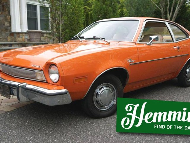 Hemmings Find of the Day – 1974 Ford Pinto