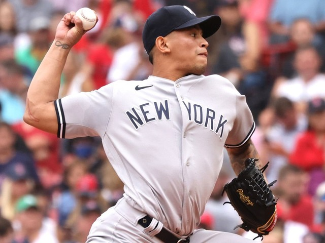 Yankees' Jonathan Loaisiga to throw for first time since shoulder injury