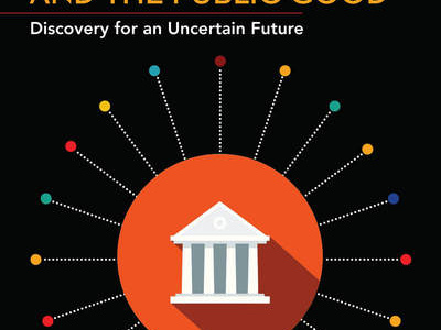 Author discusses new book about research universities and why they matter