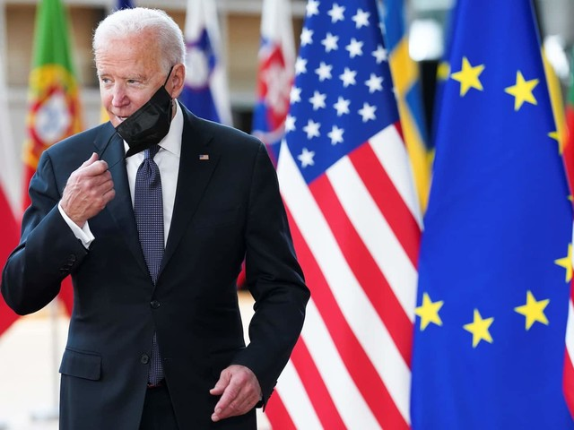 Live updates: Biden touts 'great opportunity' to work with E.U. leaders as he continues meetings with allies